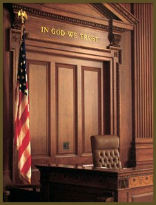 Courtroom - Law Firm in Houston, TX